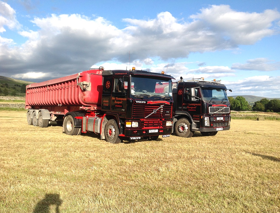 Aggregates Delivered In The Yorkshire Dales And North Yorkshire